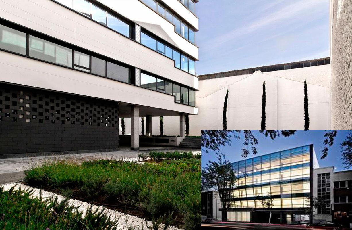 edificio servicios empresariales