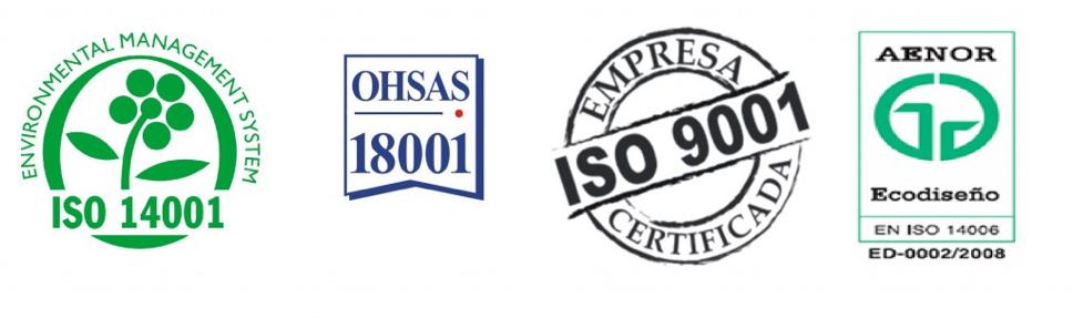 certificados de empresa.
