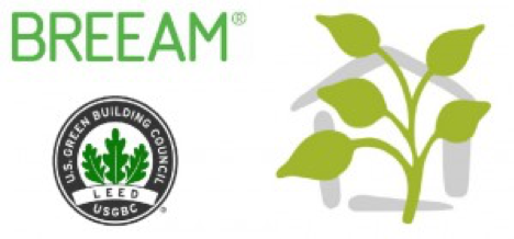 certificados de edificios sostenibles