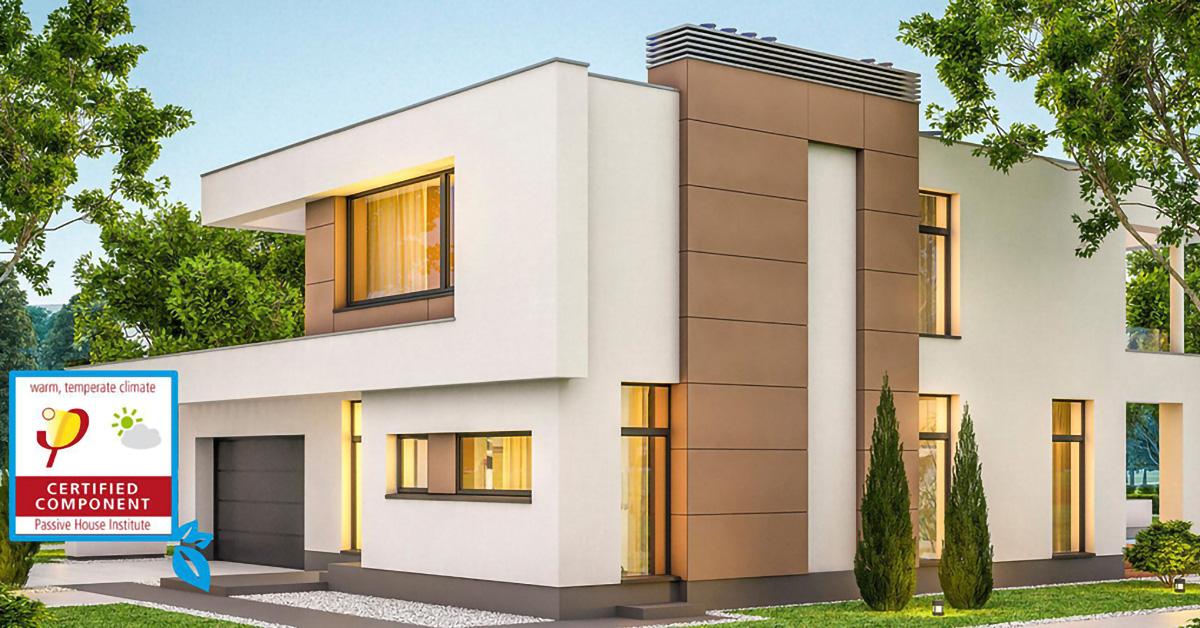 """¿Qué es una Passive House, Passivhaus o """"casa pasiva""""?"""