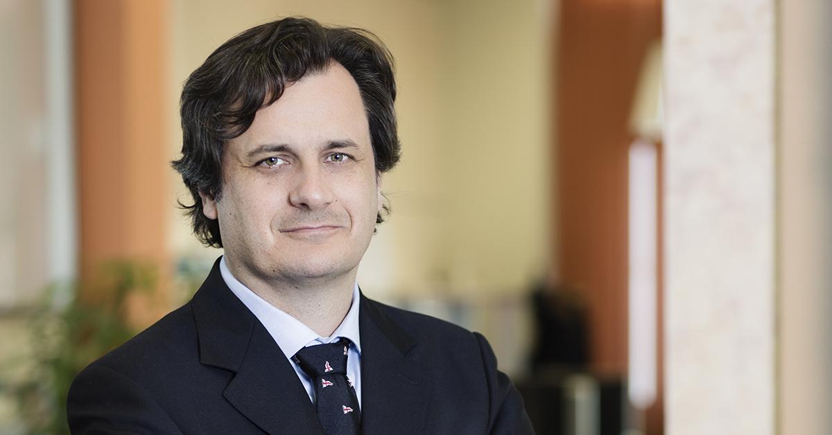 Alberto de Luca, presidente ATEDY