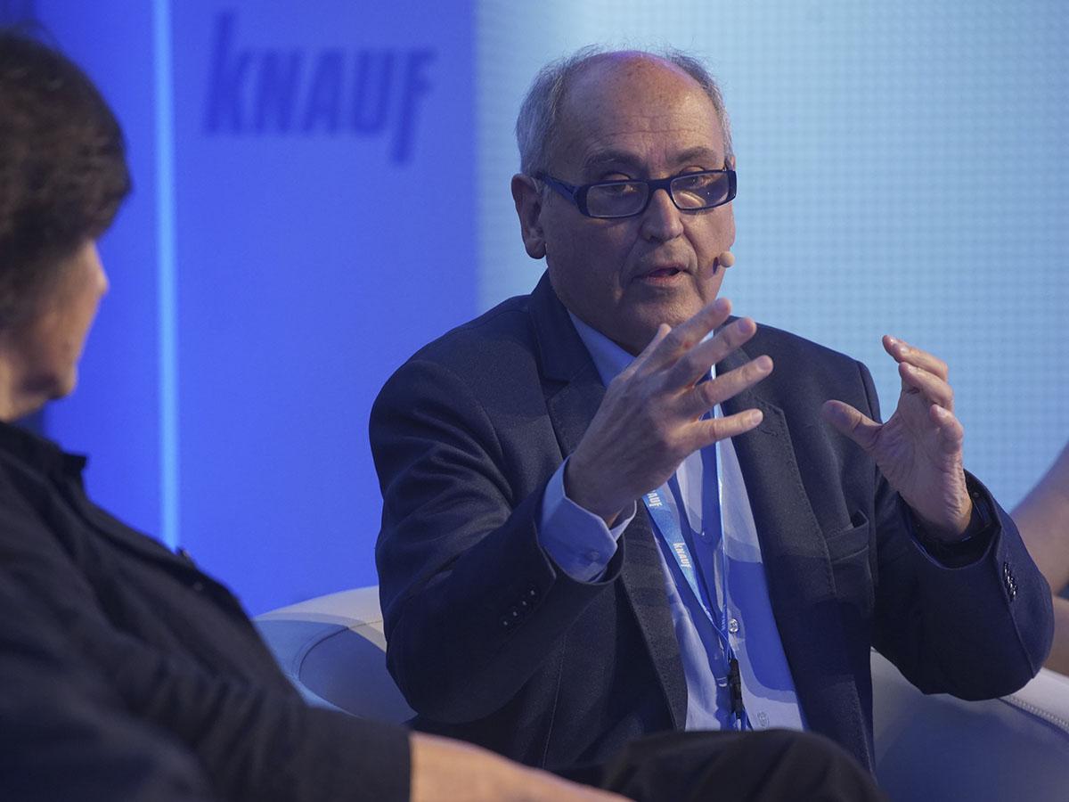 Higini Arau, consultor acústico