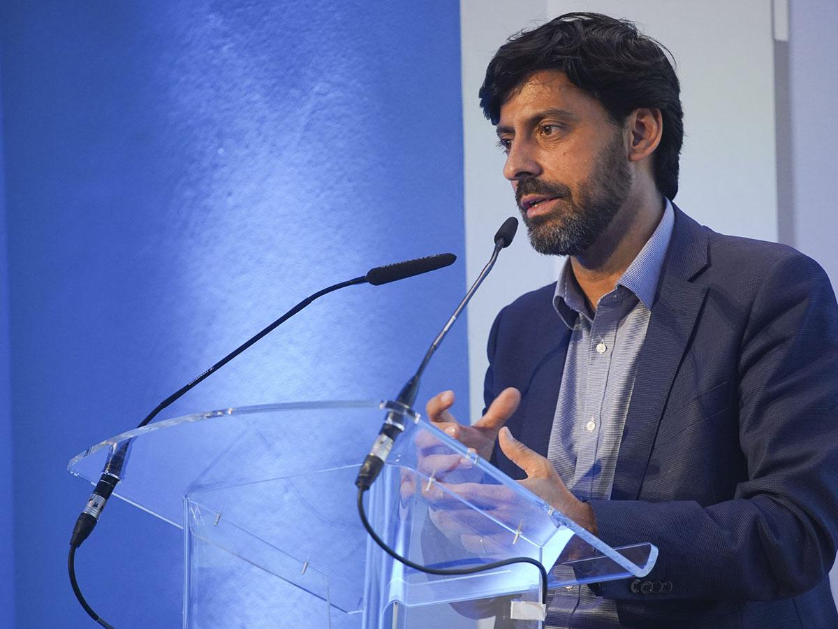 Javier Martín Ramiro, director general de Arquitectura, Vivienda y Suelo del Ministerio de Fomento