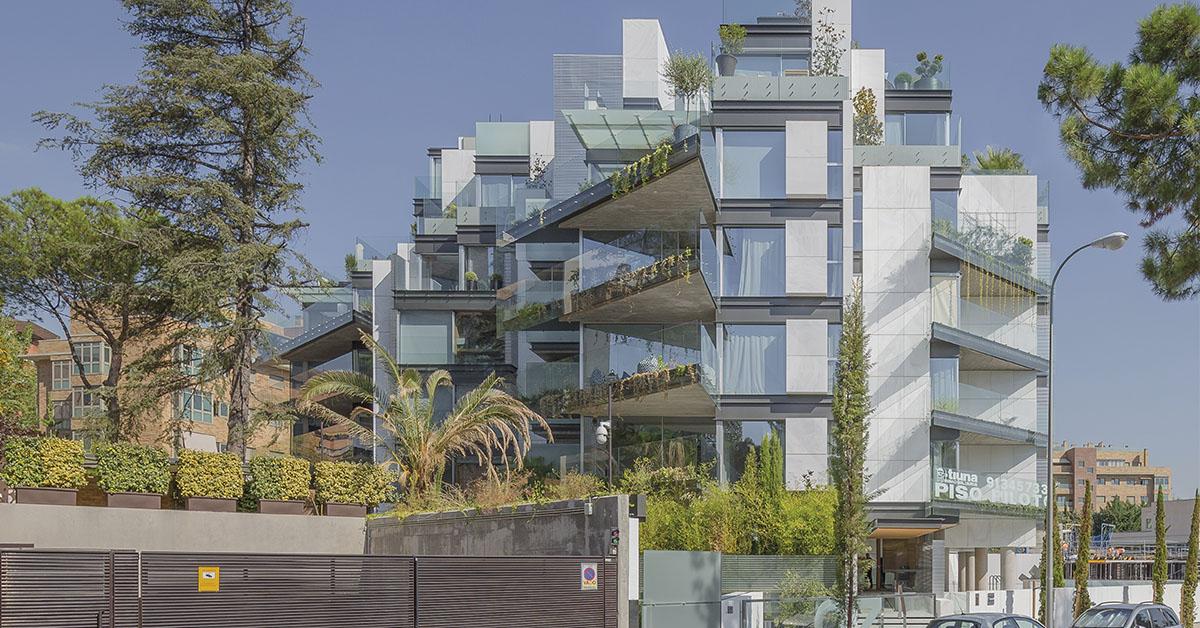 El papel de la fachada en el concepto Passive House