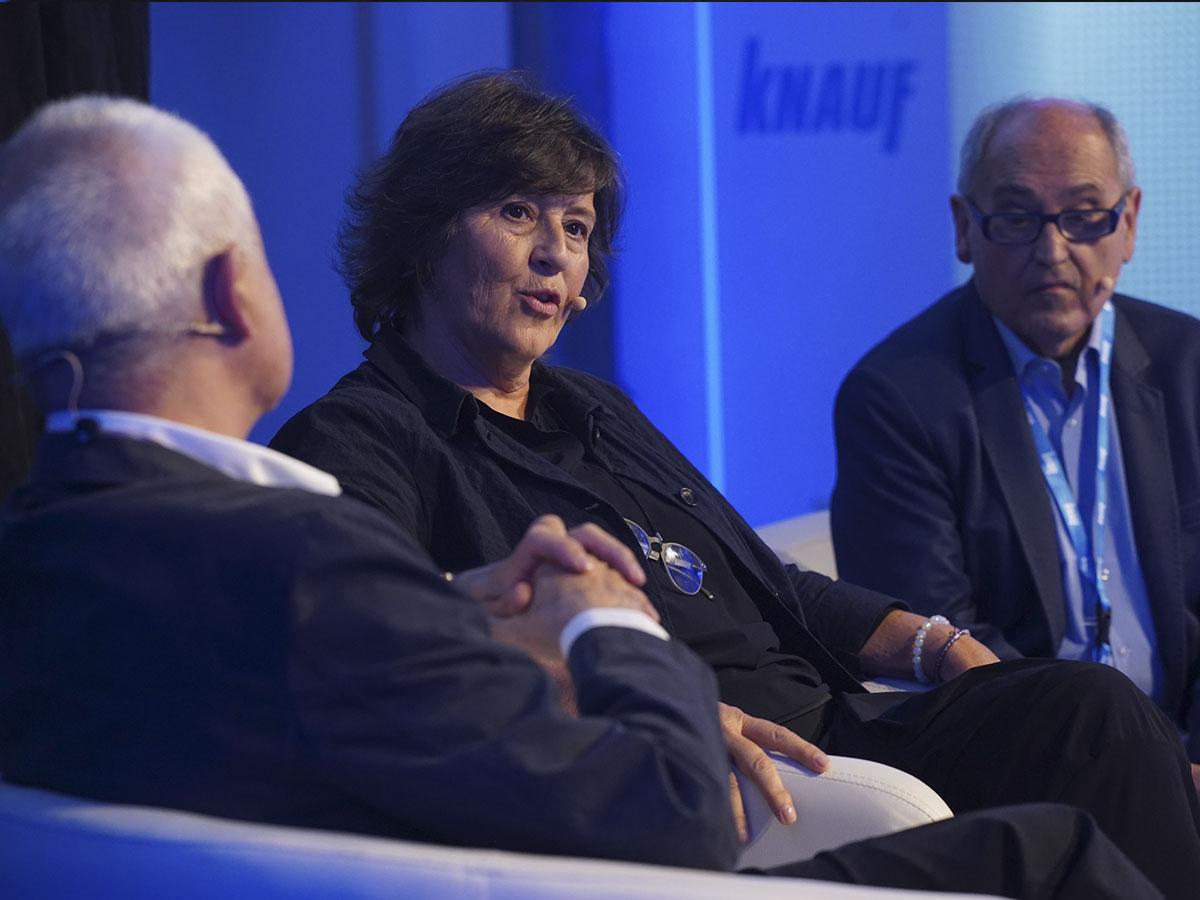 Isabel López Vilalta, diseñadora de espacios