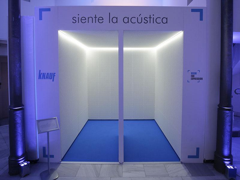 tunel acústico