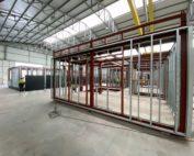 Construcción vivienda industrializada