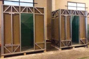 1_Instalaciones de industrialización de Ttres. Construcción de baños prefabricados